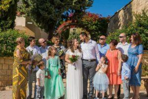 Израильтянская свадьба на кипре