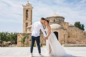 Свадьба для израилитян на кипре